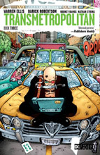 Image: Transmetropolitan Book 03 SC  - DC - Black Label