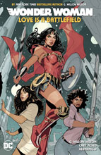 Image: Wonder Woman Vol. 02: Love is a Battlefield HC  - DC Comics