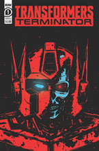 Image: Transformers vs. the Terminator #1 (cover A - Fullerton)  [2020] - IDW Publishing