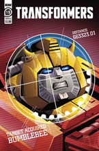 Image: Transformers #19 (cover A - Deer) - IDW Publishing