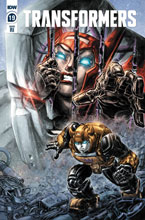 Image: Transformers #19 (incentive 1:10 cover - Williams II) - IDW Publishing