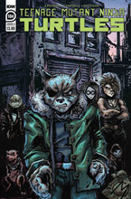 Image: Teenage Mutant Ninja Turtles #104 (cover B - Eastman) - IDW Publishing