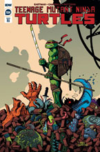 Image: Teenage Mutant Ninja Turtles #104 (incentive 1:10 cover - Garing) - IDW Publishing