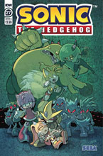 Image: Sonic the Hedgehog #27 (cover A - Wells & Graham) - IDW Publishing