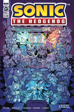 Image: Sonic the Hedgehog #27 (cover B - Starling) - IDW Publishing