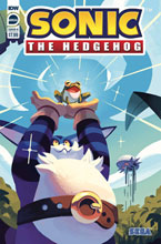 Image: Sonic the Hedgehog Annual 2020  (cover B - Fourdraine) - IDW Publishing