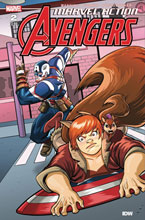 Image: Marvel Action Avengers #2 (2020) (cover A - Mapa) - IDW Publishing