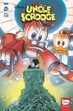 Image: Uncle Scrooge #55 (cover A - Sciarrone) - IDW Publishing