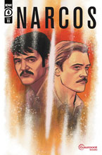Image: Narcos #4 (incentive 1:10 cover - Gorham) - IDW Publishing