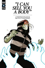 Image: I Can Sell You a Body #4 (cover A - Kambadais) - IDW Publishing