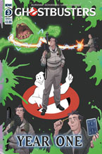 Image: Ghostbusters Year One #3 (cover A - Shoening) - IDW Publishing