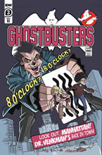 Image: Ghostbusters Year One #3 (incentive 1:10 cover - Lattie) - IDW Publishing