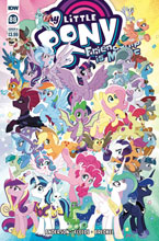 Image: My Little Pony: Friendship Is Magic #88 (cover A - Fleecs) - IDW Publishing