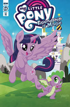 Image: My Little Pony: Friendship Is Magic #88 (incentive 1:10 cover - Labat) - IDW Publishing