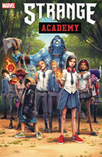 Image: Strange Academy #1 (incentive 1:25 cover - Ramos) - Marvel Comics