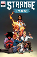 Image: Strange Academy #1 (incentive 1:50 cover - Opena) - Marvel Comics