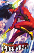Image: Spider-Woman #1 (variant cover - Artgerm) - Marvel Comics