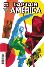 Image: Captain America #20 - Marvel Comics
