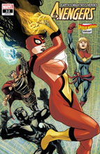 Image: Avengers #32 (variant Spider-Woman cover - McKone) - Marvel Comics