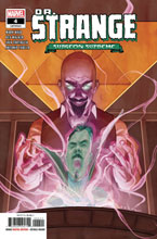 Image: Doctor Strange #4 - Marvel Comics