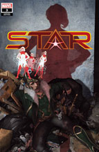 Image: Star #3 (incentive 1:25 cover - Rahzzah) - Marvel Comics