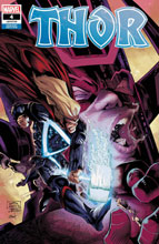 Image: Thor #4 (incentive 1:25 cover - Stegman) - Marvel Comics