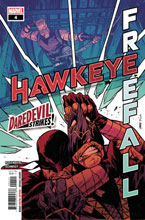 Image: Hawkeye: Freefall #4 - Marvel Comics