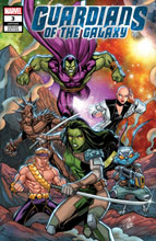 Image: Guardians of the Galaxy #3 (incentive 1:25 cover - Ron Lim)  [2020] - Marvel Comics