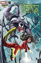 Image: Venom #24 (variant Spider-Woman cover - Rock-He Kim) - Marvel Comics
