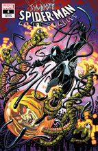 Image: Symbiote Spider-Man: Alien Reality #4 (incentive 1:25 cover - Saviuk) - Marvel Comics