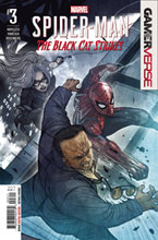 Image: Marvel's Spider-Man: Black Cat Strikes #3 - Marvel Comics