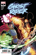 Image: Ghost Rider #6 - Marvel Comics
