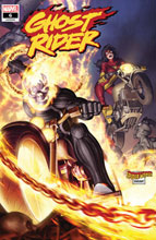 Image: Ghost Rider #6 (variant Spider-Woman cover - Yoon) - Marvel Comics