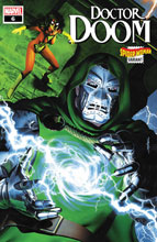 Image: Doctor Doom #6 (variant Spider-Woman cover - Mayhew) - Marvel Comics