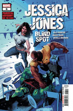 Image: Jessica Jones: Blind Spot #6  [2020] - Marvel Comics