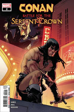 Image: Conan: Battle for the Serpent Crown #2 - Marvel Comics