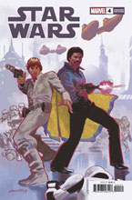 Image: Star Wars #4 (incentive 1:25 cover - Acuna) - Marvel Comics