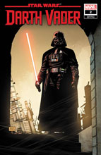 Image: Star Wars: Darth Vader #2 (incentive 1:25 cover - Ienco) - Marvel Comics