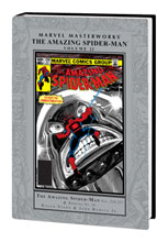 Image: Marvel Masterworks Amazing Spider-Man Vol. 22 HC  - Marvel Comics