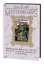 Image: Marvel Masterworks Fantastic Four Vol. 22 HC  (variant DM cover) (292) - Marvel Comics