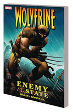 Image: Wolverine: Enemy of the State SC  - Marvel Comics