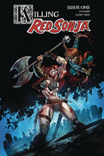 Image: Killing Red Sonja #1 (cover B - Gedeon)  [2020] - Dynamite