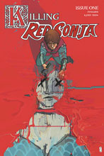 Image: Killing Red Sonja #1 (incentive 1:30 cover - Ward Bloody) - Dynamite