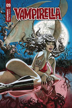 Image: Vampirella Vol. 05 #9 (cover B - March) - Dynamite