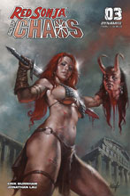 Image: Red Sonja: Age of Chaos #3 (cover A - Parrillo)  [2020] - Dynamite