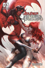 Image: Red Sonja: Age of Chaos #3 (cover D - Kunkka) - Dynamite