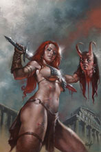 Image: Red Sonja: Age of Chaos #3 (variant cover - Parrillo virgin) - Dynamite