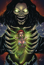 Image: Red Sonja: Age of Chaos #3 (variant cover - Garza virgin) - Dynamite