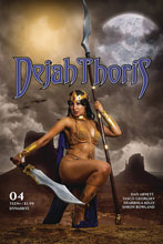 Image: Dejah Thoris #4 (2019) (cover E - Tasha Cosplay UK) - Dynamite