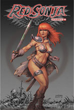 Image: Red Sonja Vol. 05 #14 (cover B - Linsner) - Dynamite